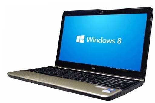 NEC LaVie LS150/L(1503385)♪【Win8 64bit】【webカメラ】【HDMI端子】【テンキー付】【リカバリー付】【メモリ4GB】【