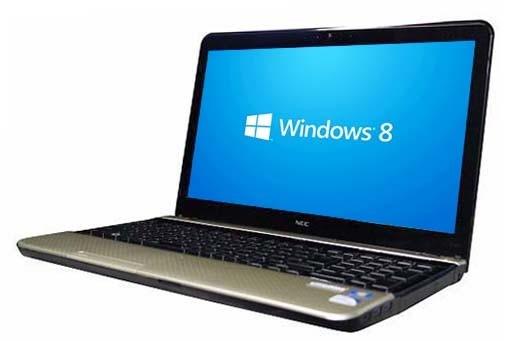 NEC LaVie LS550/L(1503490)♪【Win8 64bit】【webカメラ】【HDMI端子】【テンキー付】【リカバリー付】【Core i5 32