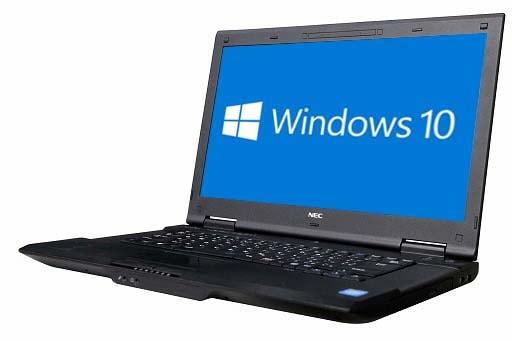 NEC VersaPro VA-H(1503688)【Win10 64bit】【HDMI端子】【Core i3 4000M】【メモリ4GB】【HDD320GB】【マルチ