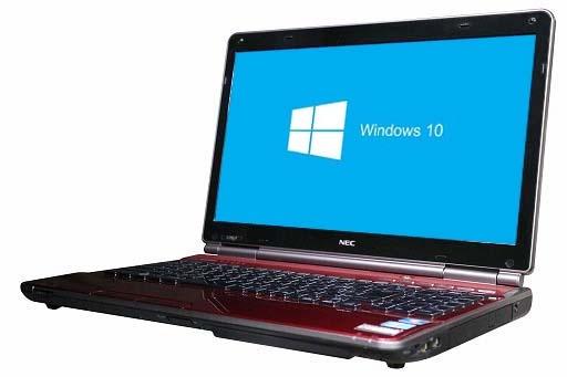 NEC LaVie LL750/F(1503714)♪【Win10 64bit】【HDMI端子】【テンキー付】【Core i7】【メモリ8GB】【HDD320GB】