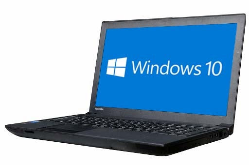 東芝 Dynabook Satellite B553/J(1600389)【Win10 64bit】【テンキー付】【Core i3 3120M】【メモリ4GB】【HDD50