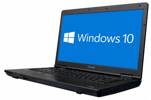 東芝 Dynabook Satellite B452/F(169848)【Win10 64bit】【メモリ4GB】【HDD320GB】【DVD-ROM】