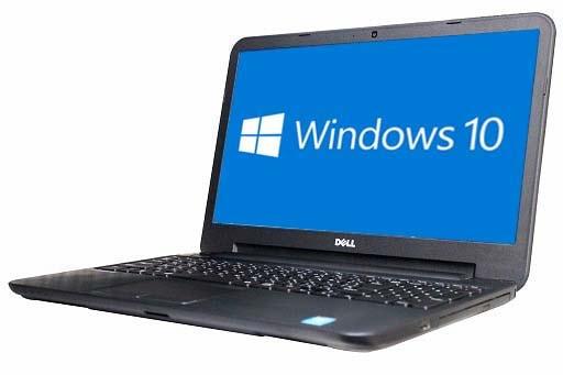 DELL LATITUDE 3540(1704543)【Win10 64bit】【webカメラ】【テンキー付】【Core i3 4030U】【メモリ4GB】【HDD320G