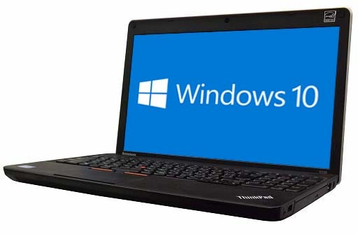 lenovo ThinkPad Edge E530(1750186)【Win10 64bit】【HDMI端子】【テンキー付】【Core i3 3120M】【メモリ4GB】