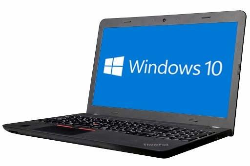 lenovo ThinkPad E540 (1750537)【Win10 64bit】【HDMI】【テンキー】【Core i3】【メモリ8GB】【HDD500GB】