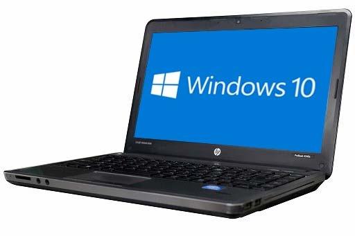 HP Pro Book 4340s(1800354)【Win10 64bit】【webカメラ】【HDMI端子】【Core i3 3120M】【メモリ4GB】【HDD500