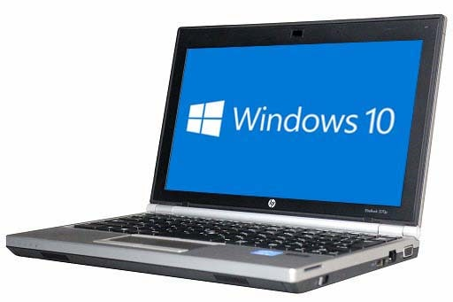 HP Elite Book 2170p(1800708)【Win10 64bit】【webカメラ】【Core i5 3427U】【メモリ4GB】【HDD500GB】【W-LA