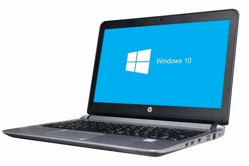 HP Pro Book 430(1800741)【Win10 64bit】【webカメラ】【HDMI端子】【メモリ4GB】【HDD500GB】【W-LAN】
