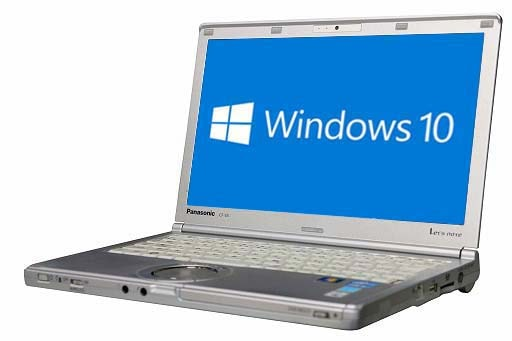 Panasonic Lets note CF-SX2(1806848)【Win10 64bit】【webカメラ】【HDMI端子】【Core i5 3320M】【メモリ4GB