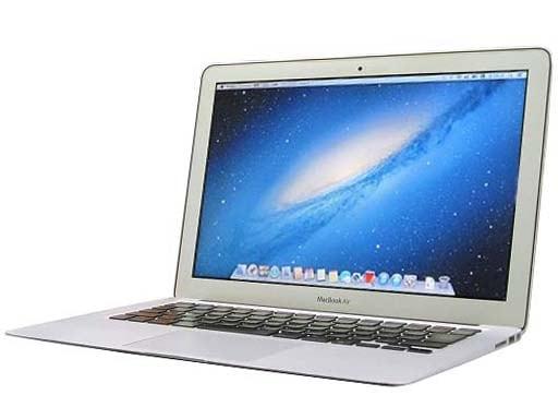 apple Mac Book Air A1466(1806907)【webカメラ】【Core i5 4250U】【メモリ4GB】【SSD】【W-LAN】