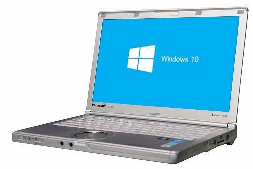 Panasonic Let'sNote CF-NX3(2003150)【Win10 64bit】【webカメラ】【HDMI端子】【Core i3 4010U】【メモリ4GB