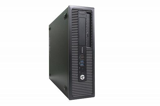 HP ProDesk 600 G1 SFF(2003841)【Win10 64bit】【Core i3 4160】【メモリ8GB】【HDD500GB】【中野店発】