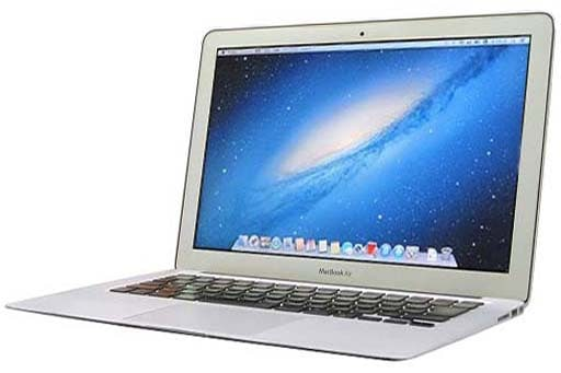 apple MacBook Air A1369(2004948)【webカメラ】【Core i5 2557M】【メモリ4GB】【SSD128GB】【W-LAN】【中野店