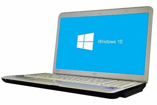 NEC LaVie LS350/F(2030902)☆【Win10 64bit】【HDMI端子】【テンキー付】【Core i3-2330M】【メモリ4GB】【HDD3