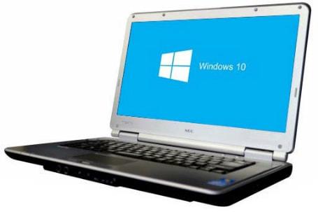 NEC VersaPro VD-F(4001263)【Win10 64bit】【Core i3 3110M】【メモリ4GB】【HDD320GB】【W-LAN】【DVD-ROM