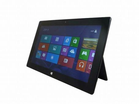 Microsoft Surface Pro(4010533)☆【Win8 64bit】【webカメラ】【リカバリー付】【Core i5 3317U】【メモリ4GB】【S