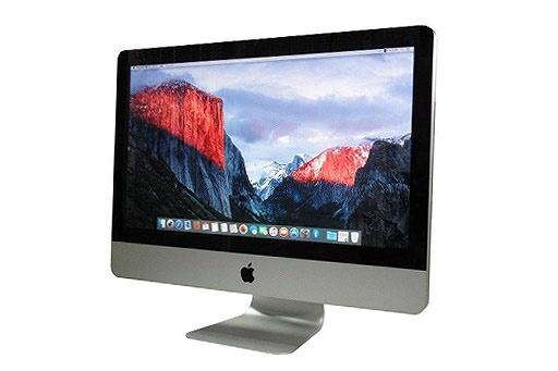apple iMac 21.5インチ(Mid 2011)MC309J/A(4010574)☆【webカメラ】【Core i5】【メモリ4GB】【HDD500GB】【W-L