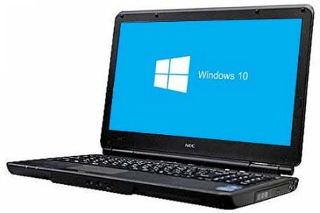 NEC VersaPro VX-D(4010599)【Win10 64bit】【HDMI端子】【テンキー付】【Core i3 2330M】【メモリ4GB】【HDD320