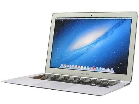 apple Mac Book Air (13インチ Mid 2012) MD232/J/A(4010672)☆【webカメラ】【Core i5 3427U】【メモリ4GB】【