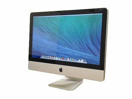 apple iMac 21.5インチ (Mid 2011) MC309J/A(4010675)【webカメラ】【Core i5】【メモリ4GB】【HDD1TB】【W-LAN