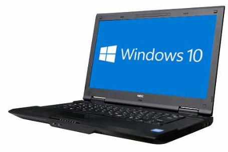 NEC VersaPro J VA-H(4010796)☆【Win10 64bit】【Core i3 4000M】【メモリ4GB】【HDD320GB】【マルチ】【下北