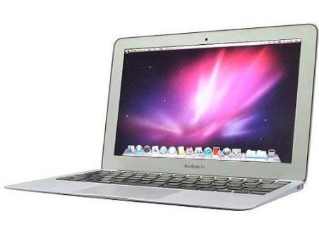apple MacBook Air (11インチ Mid 2011)(4011027)【webカメラ】【Core i5 2467M】【メモリ2GB】【SSD256GB】