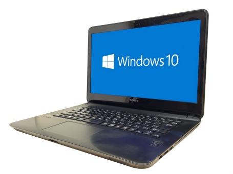 SONY VAIO SVF142C1JN(4012267)【Win10 64bit】【webカメラ】【HDMI端子】【Core i3 3227U】【メモリ4GB】【HDD