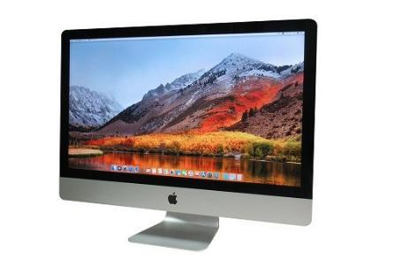 apple iMac (27インチ Late 2013)(4012298)☆【webカメラ】【Core i5 4570】【メモリ24GB】【HDD1TB】【W-LAN】