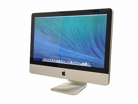 apple iMac (21.5インチ Mid 2011)(4012309)☆【webカメラ】【Core i5 2400S】【メモリ8GB】【HDD500GB】【W-LA