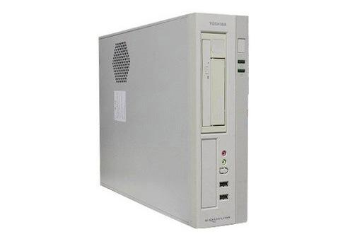 東芝 EQUIUM 4030(PE403N)(5017671)【Win10 64bit/HDMI/Core i5 4570/メモリ4GB/HDD1TB/マルチ/東村山店発】