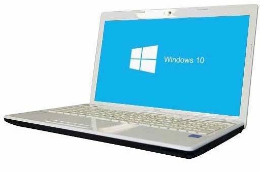 NEC LaVie LE150/R(5019580)☆【Win10 64bit】【webカメラ】【HDMI端子】【テンキー付】【メモリ4GB】【HDD320GB】