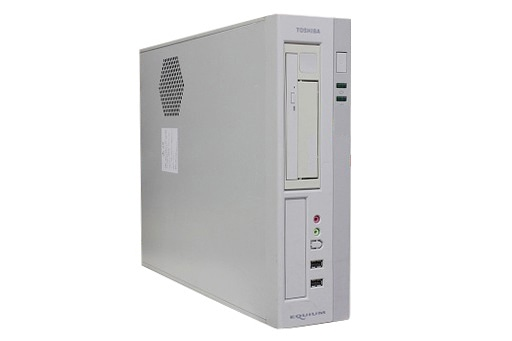 東芝 EQUIUM 4030 (PE403N)(8025253)【Win10 64bit】【Core i5 4570】【メモリ4GB】【HDD1TB】【マルチ】【吉祥