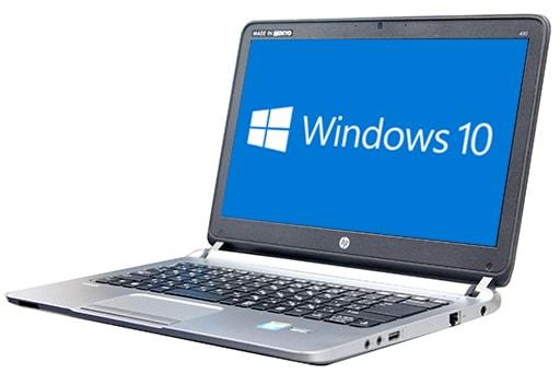 HP ProBook 430 G1(8091596)☆【訳あり特価品】【Win10 64bit】【HDMI端子】【Core i5 4200U】【メモリ4GB】