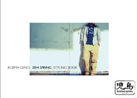 2014 SPRING STYLING BOOK