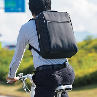 業務用鞄 トートリュック ビジネスバッグ