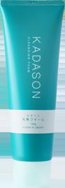 脂漏性皮膚炎でお悩みの方に。KADASON薬用洗顔フォーム
