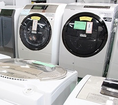 パワーセラー店内写真(洗濯機)