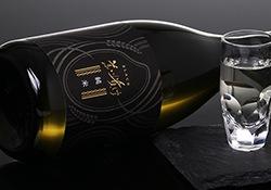蓬莱泉 純米酒 「BLACK」