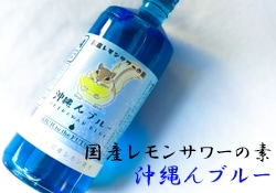 SOUR TO THE FUTURE 沖縄んブルー