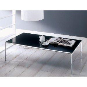 ガラスセンターテーブル MBT0105BL