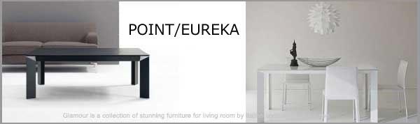 POINT/EUREKAテーブル