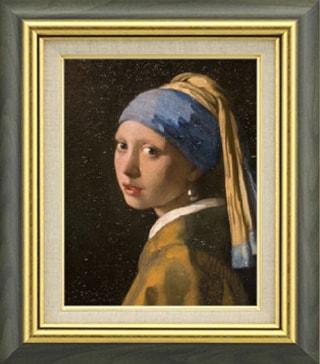 フェルメールの真珠の耳飾の少女