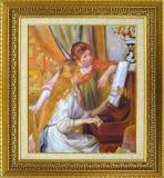 ルノワール(ルノアール):ピアノによる娘たち