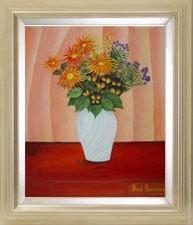 ルソー:花