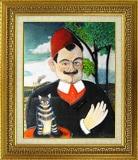 ルソー: ピエール・ロティの肖像