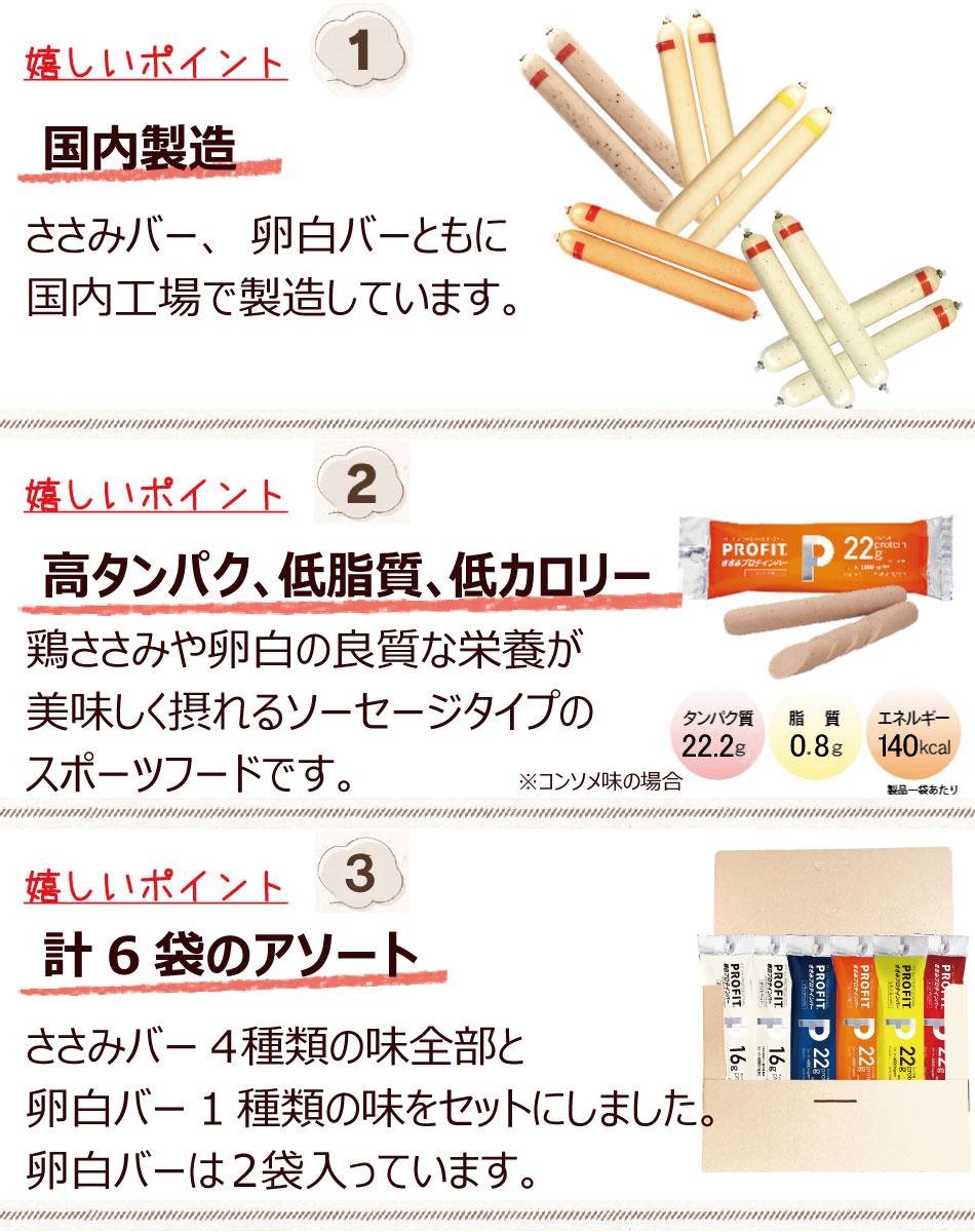 国内製造 高たんぱく低脂質低カロリー 嬉しい5種アソート