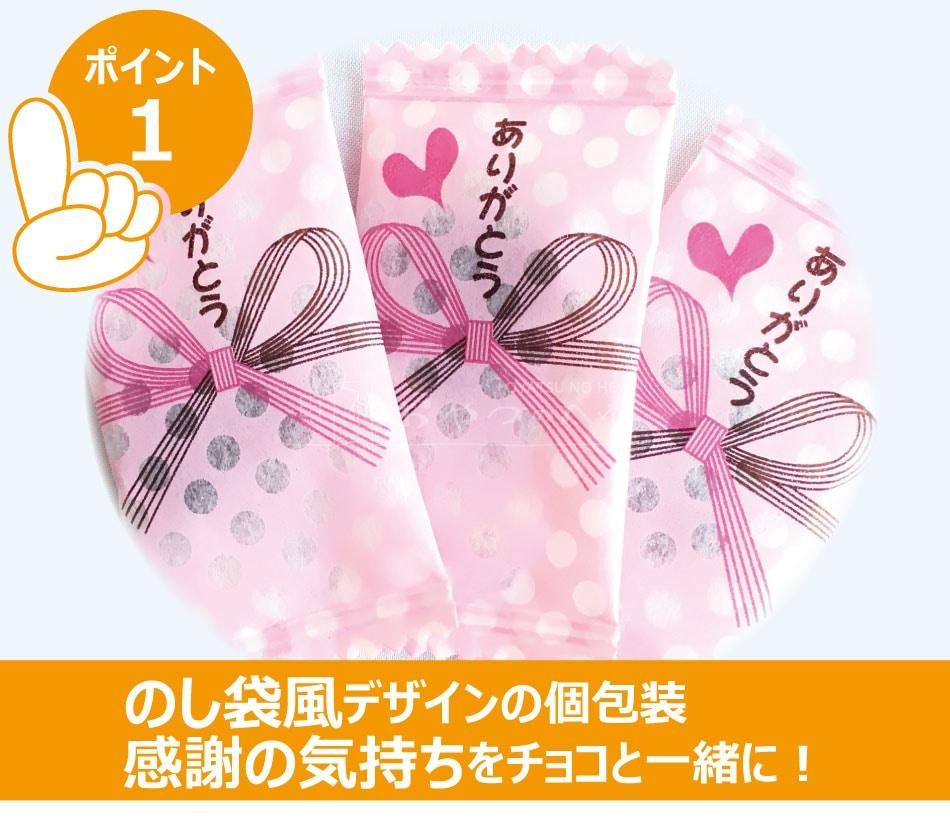 のし袋デザイン個包装