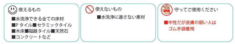 株式会社TOSHO GP106 ニュートラルクリーナー
