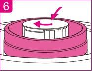 環境除菌・洗浄剤 環境清拭用ルビスタ ワイプ (詰替ワイプ入専用容器)