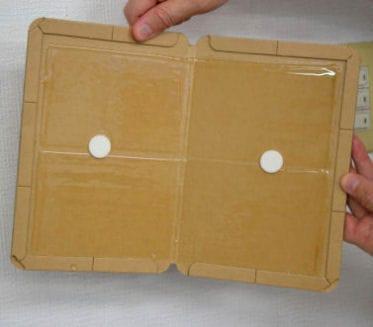 ネズミ用粘着板 シクラボード 耐水紙 100枚入り ネズミ粘着シート・ねずみ駆除・ネズミ捕り・鼠侵入防止